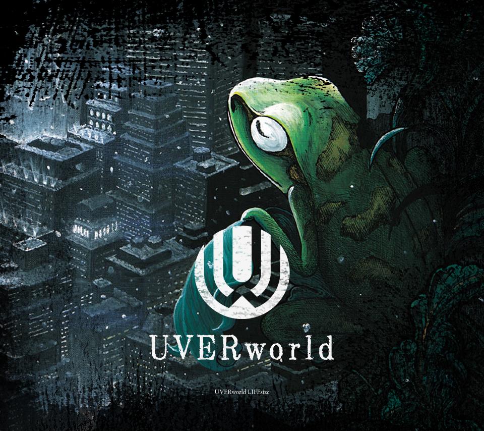 UVERworld Official Website